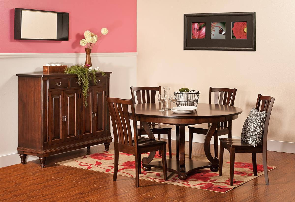 Kauri Cliffs Dining Set