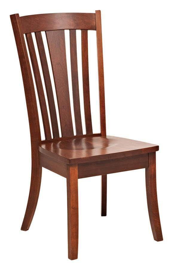 Medina Amish Handmade Side Chair