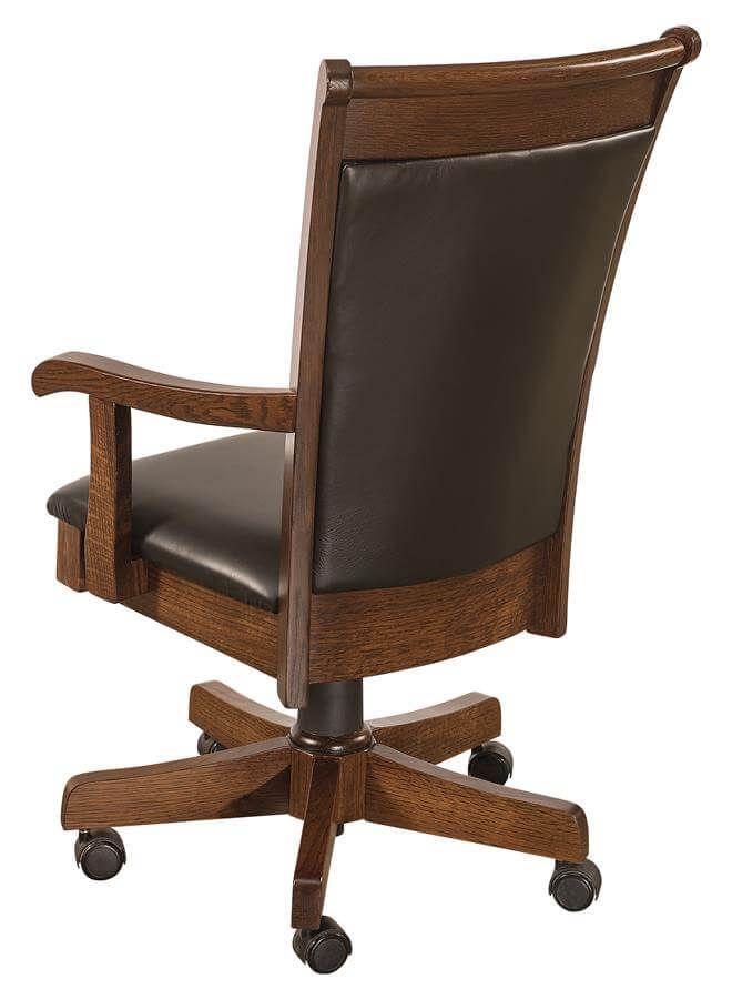 Tango Desk Chair back view