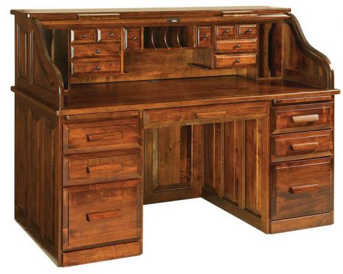 roll top desk educators handmade roll top desk countryside amish furniture 28903