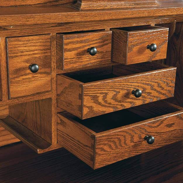Cubby drawers