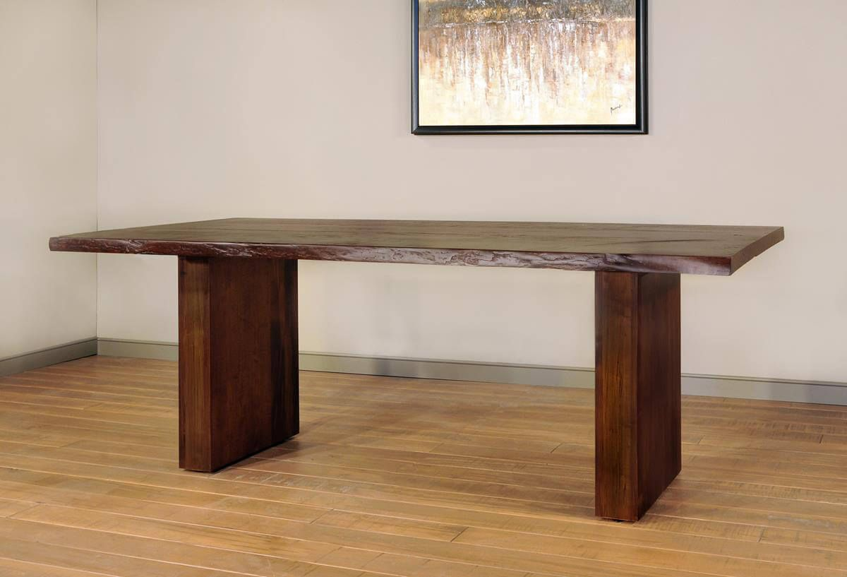 Arapaho Pass Live Edge Dining Table