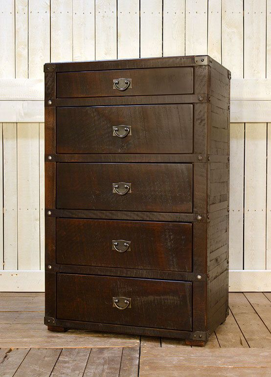 5-Drawer Bedroom Chest
