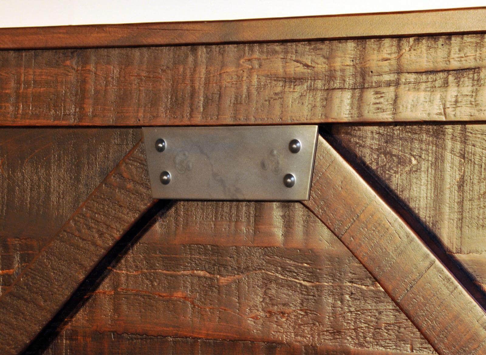 Widdicomb Headboard Detail