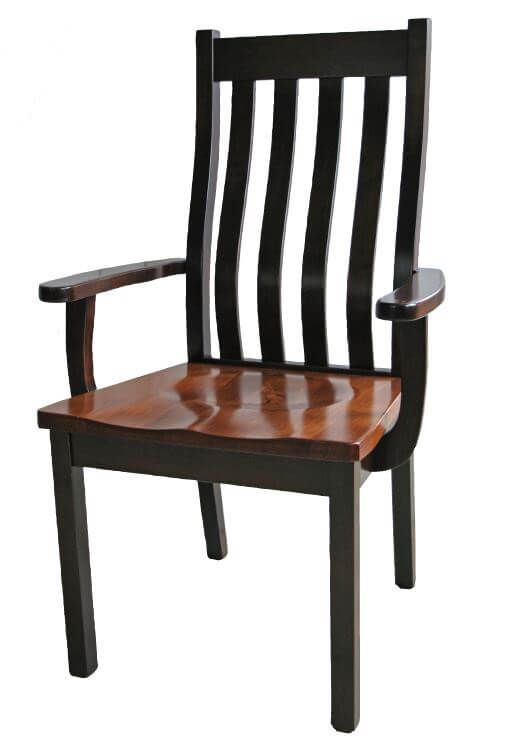Norfolk Amish Made Arm Chair