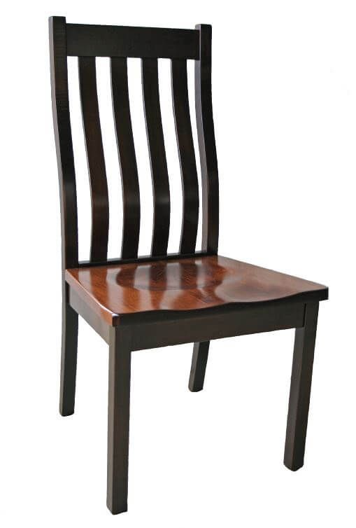 Norfolk Amish Made Side Chair