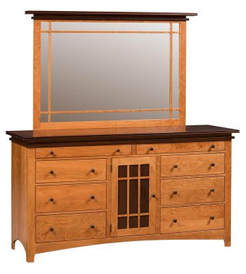 Sugar Creek 8-Drawer Dresser