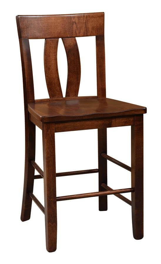 Amish Made Bar Chair