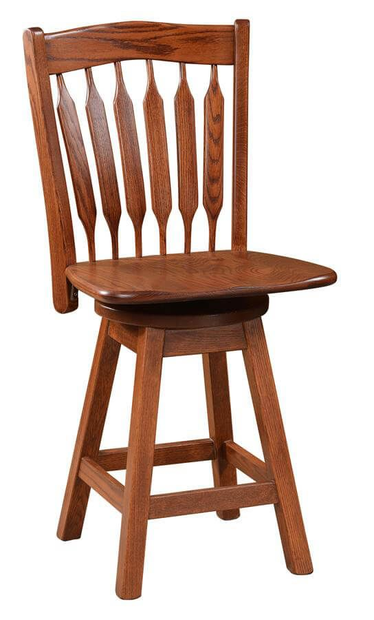 Heywood Swivel Bar Stool