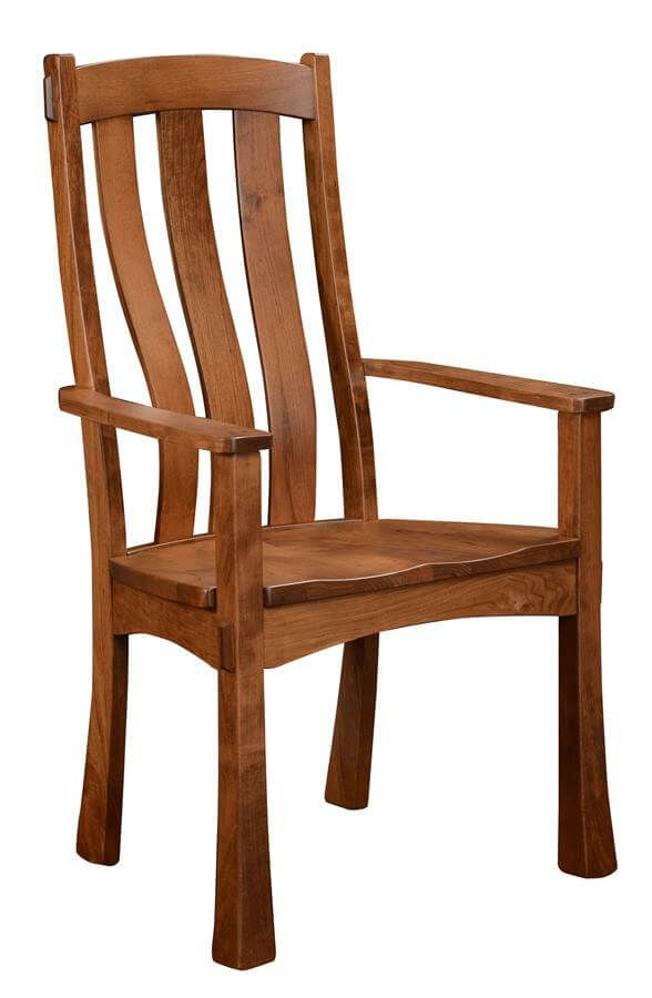 Kaskaskia Mission Arm Chair