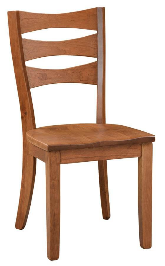 Amish Made Modern Side Chair
