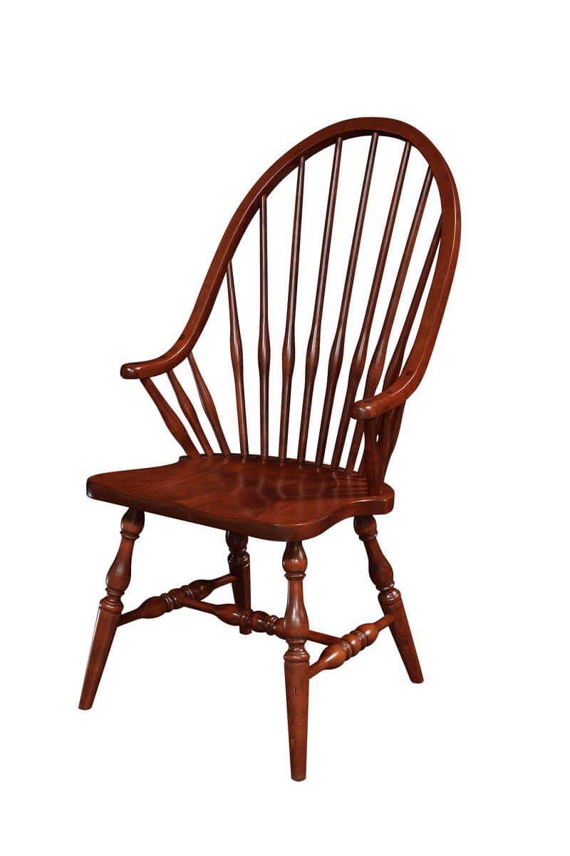 Mobile Windsor Arm Chair