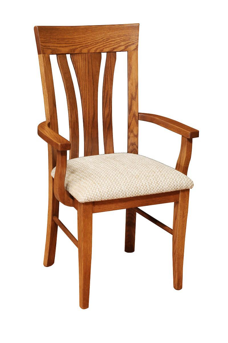 Available as a Side or Arm Chair