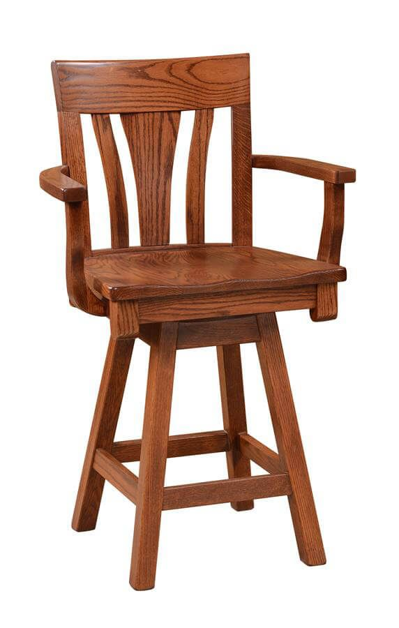 Pensacola Swivel Bistro Chair