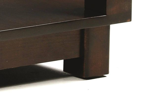 Cartier occasional table leg detail