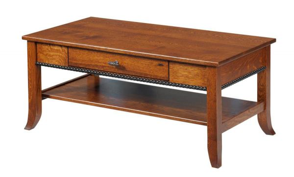 Amish Made Richmond Chairs: Richmond Shaker Style Coffee Table
