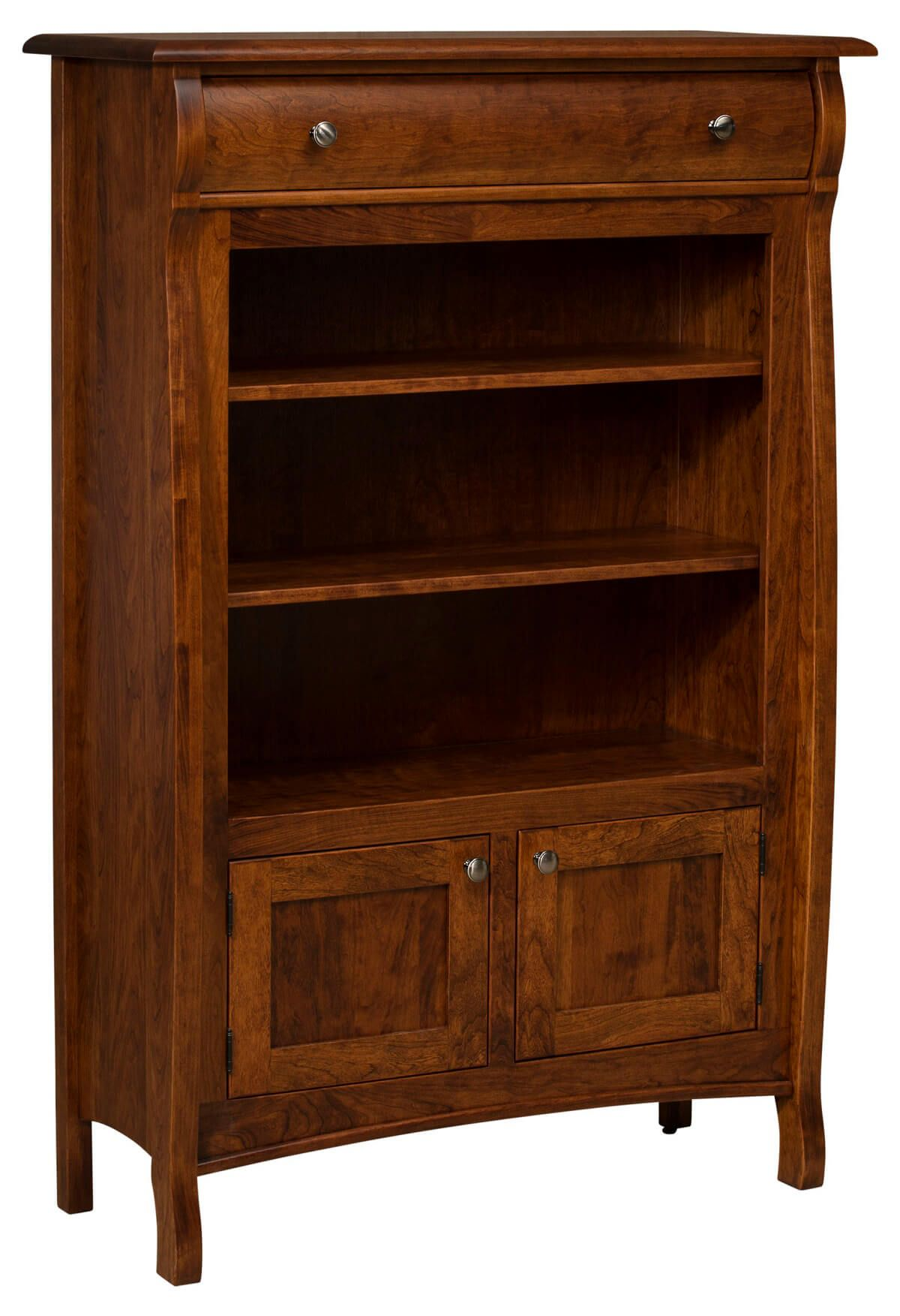 West Estates Solid Wood Bookcase