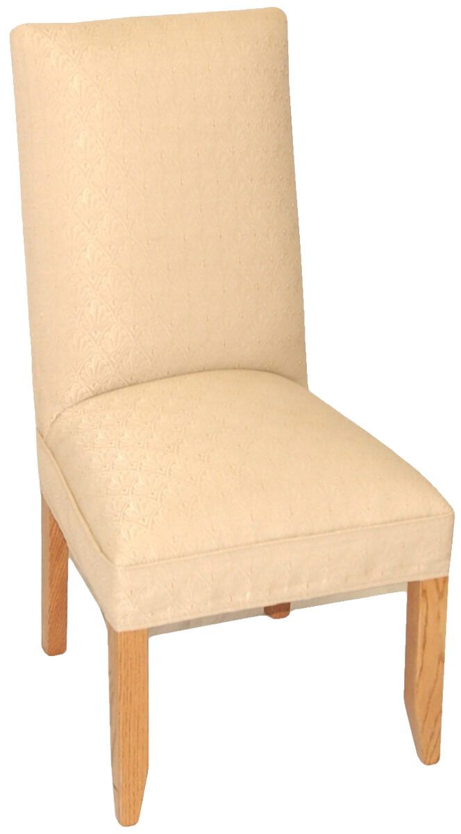 Chamber's Upholstered Dining Side Chair