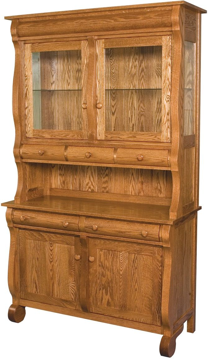 Shown in Oak with Spiced Apple finish