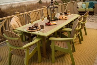Amish Outdoor Furniture Sets