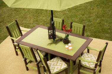 Amish Outdoor Tables