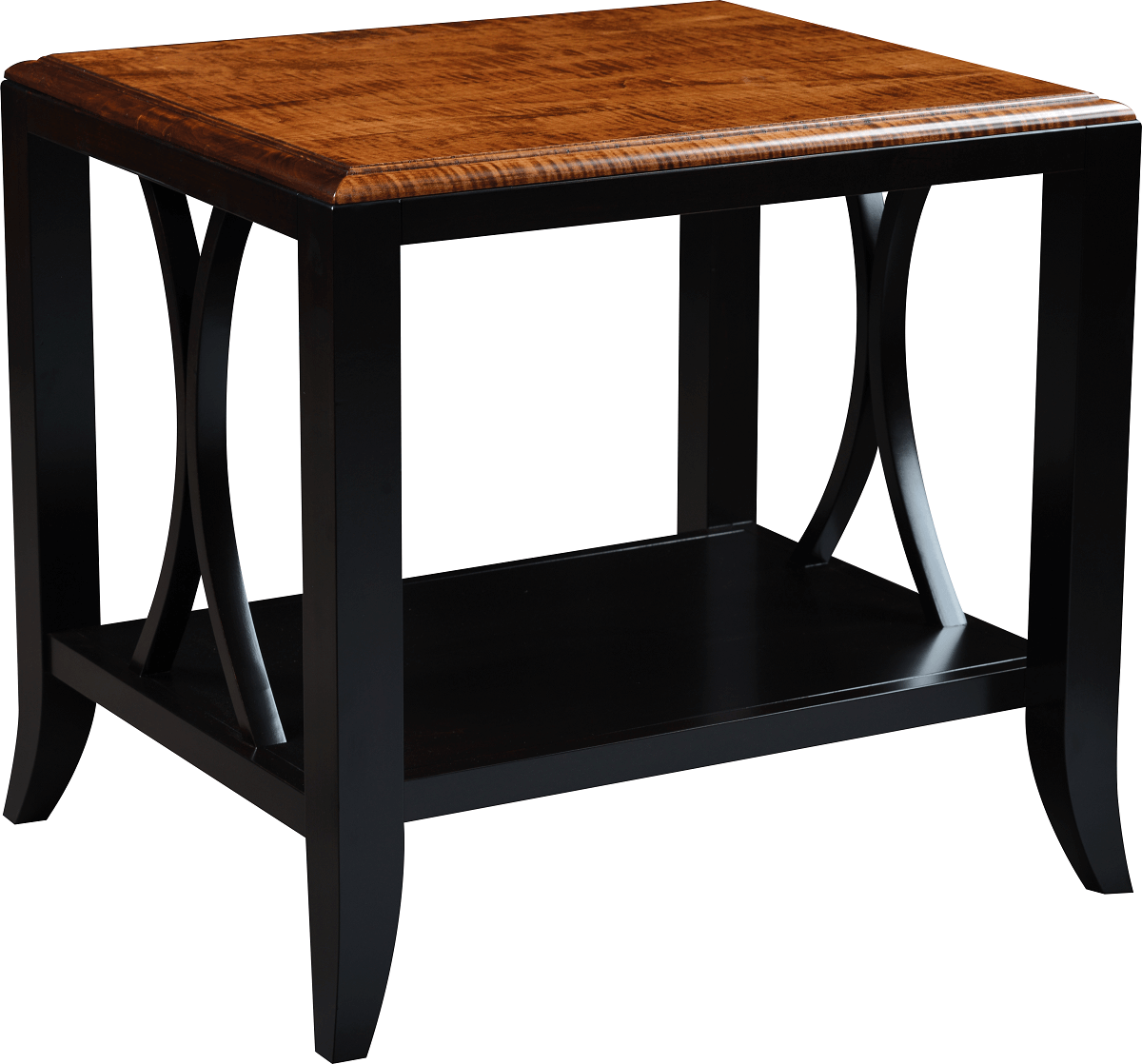 Yorkshire Wide End Table