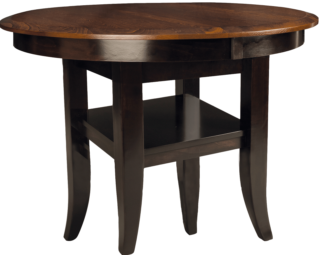 Aragon Pedestal Table